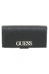compagnon guess heritage pop slg file clutch noir