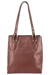 sac a main hexagona 114952-collet republique marron