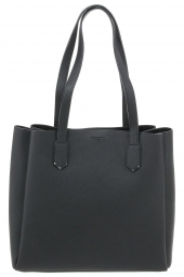 sac a main hexagona 355822 lagune-ray� souple noir