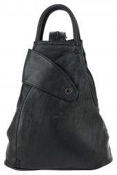 sac a main hexagona 414775 noir