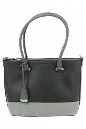 sac a main hexagona 505554-saffiano noir
