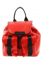 sac kendall + kylie poppy fw/0003b-59 minibackpack rouge