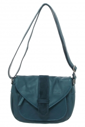 sac lea toni elise-made in italie bleu