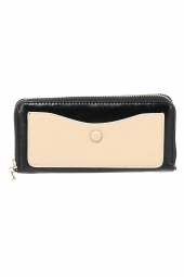 compagnon lollipops 24215 donna zip wallet l noir
