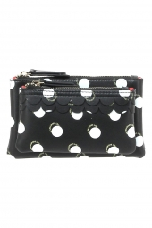 porte-monnaie lollipops 24267-danni multipocket wallet noir