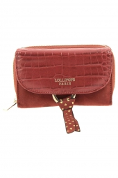 porte-monnaie lollipops i190281 glam wallet m rouge