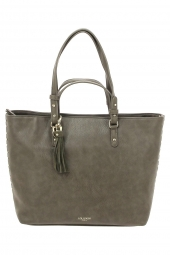 sac lollipops 24136 daffy shopper l-bij or taupe