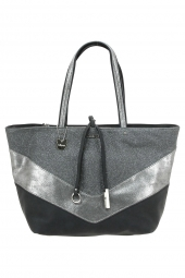 sac lollipops 24150-dante shopper l-zipp? noir