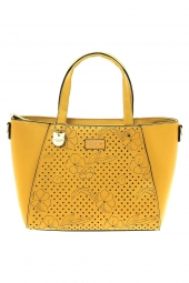 sac lollipops 24159-douceur medium shopper jaune
