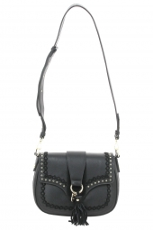 sac a main lollipops 24395 daffy shoulder l-bij or noir