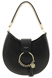 sac a main lollipops 24532 eropi hobo m-lisse noir