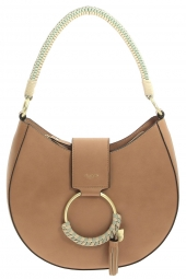 sac a main lollipops 24532 eropi hobo m-lisse marron