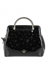 sac a main lollipops 24545 eroine shopper m noir