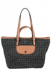 sac lollipops s173036 f-leona shopper l noir
