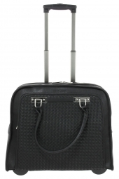 porte-document trolley olivia lauren eagle noir
