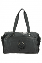 sac a main pieces 17107583 pcselda learther noir