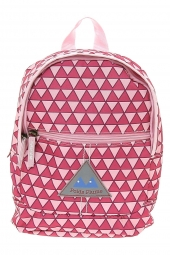 sac gouter pour fille poids plume tri1726 triangles rose