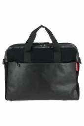 porte-documents ordinateur reisenthel us7047 workbag-2zip-pst do noir
