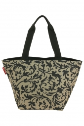 sac a main reisenthel zs7027 shopper-m taupe
