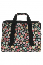 sac de voyage reisenthel mt7048 allrounder l happy flow noir