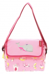 sac gouter pour fille reisenthel if3066 everydaybag kids rose