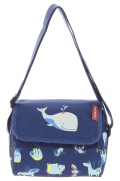 sac gouter pour fille reisenthel if4066 everydaybag kids bleu