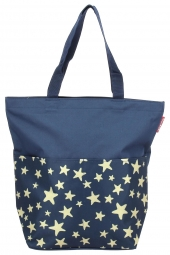 sac shopping reisenthel ze001 cityshopper 2xmas bleu