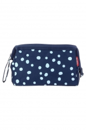 trousse de toilette reisenthel wc4044 travelcosmetic bleu