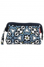 trousse de toilette reisenthel wc4067 travelcosmetic bleu