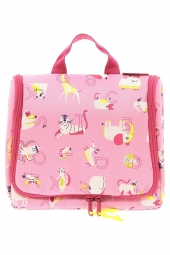 trousse de toilette reisenthel wh3066 toiletbag kids rose