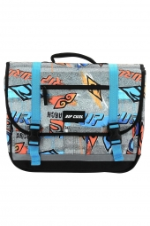 cartable pour garcon rip curl bbpvd2 school satchel brush st gris