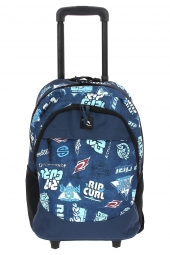 sac a dos rip curl bbpjc4 heritage logo wh.prosch bleu