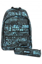 sac a dos rip curl bbpny4 dble dome pro cover up+ bleu