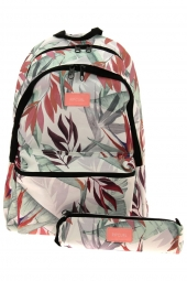 sac a dos rip curl lbpdl4 double dome pro+pc sea blanc