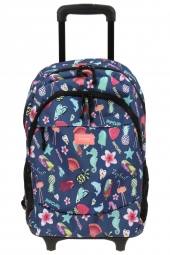 sac a dos trolley pour fille rip curl lbpqe4 wh proschool summer tim violet