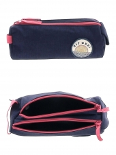 trousse rip curl lutew4 solid pc bleu