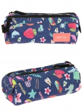 trousse pour fille rip curl lutgd4 pensil case summer time violet