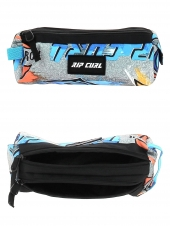 trousse pour garcon rip curl butih1 pencil case-2cp-brush gris