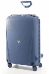 valise trolley roncato 500712 68cm roncato light bleu