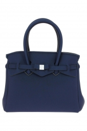 sac a main save my bag 10204 miss lycra bleu