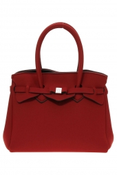 sac a main save my bag 10204 miss lycra rouge