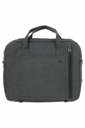porte-documents serge blanco quinze hyd41017-2 zip-hyde park noir
