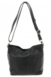 sac a main studio moda ta260 - graine-souple noir