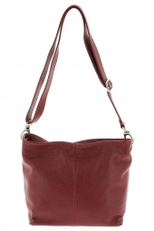 sac a main studio moda ta260 - graine-souple rouge