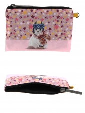 trousse de maquillage teo jasmin yb4210-jasmine racing rose