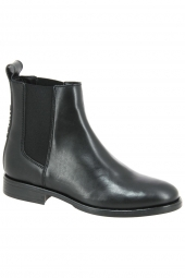 bottines fashion tommy jeans en0en00606 noir