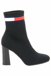 bottines fashion tommy jeans en0en00703 noir