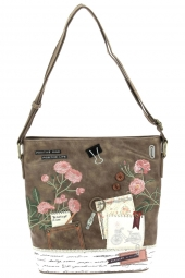 sac a main vendula k81061701 scrapbook beige