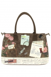 sac a main vendula k81161701 scrapbook beige