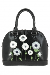 sac a main vendula k83521691 white poppy noir
